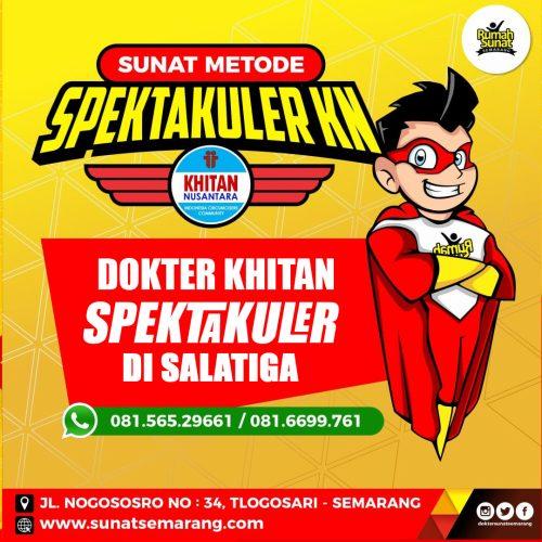 Dokter Khitan Spektakuler Salatiga – 081-565-29661