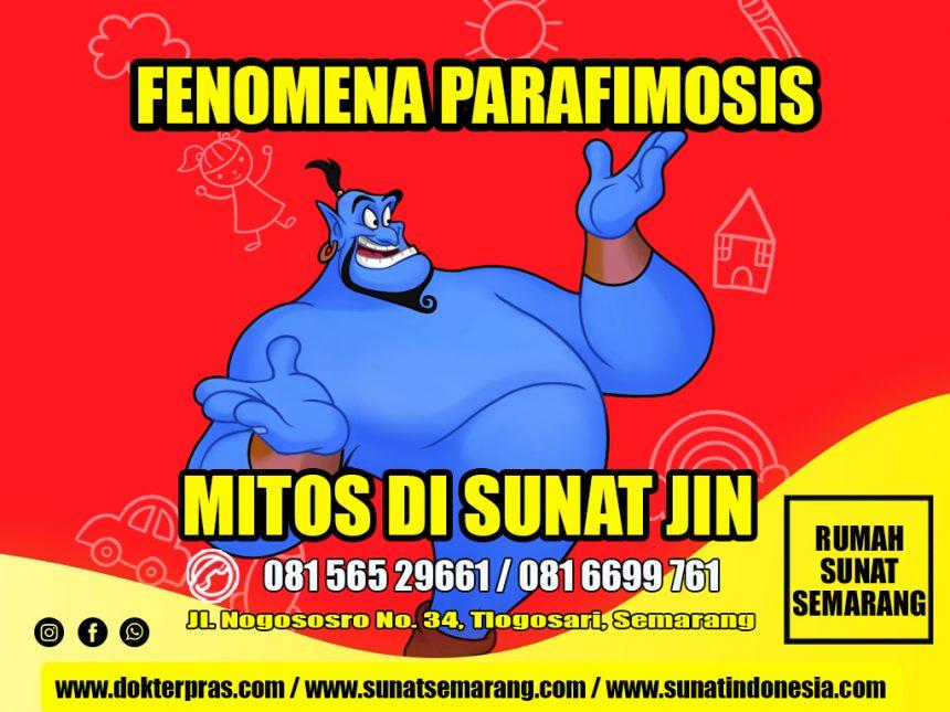 081.565.29661 FENOMENA PARAFIMOSIS || KASUS ANAK KENDAL DI SUNAT JIN