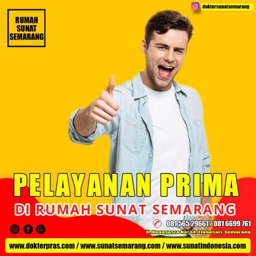 Pelayanan Prima di Rumah Sunat Semarang   081-6699-761